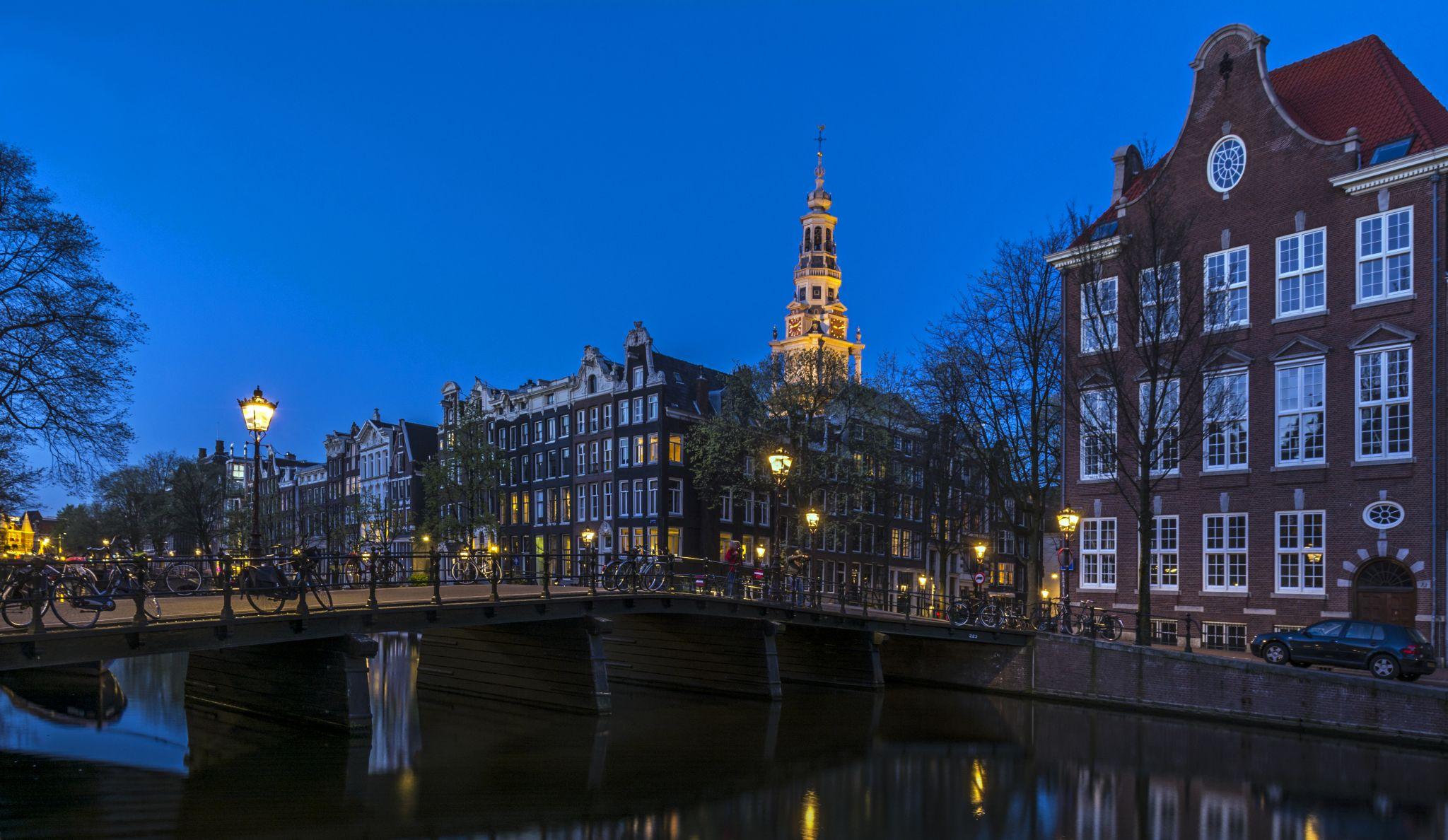 The Zuiderkerk Church, Netherlands
