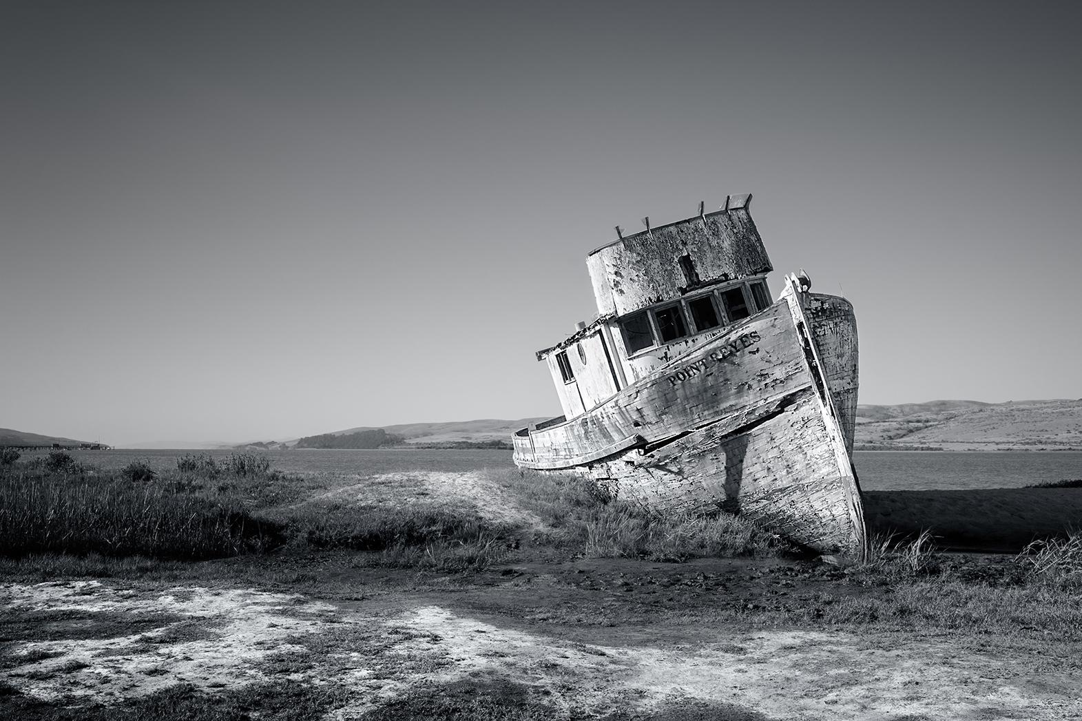 Tomales Bay Shipwreck, USA