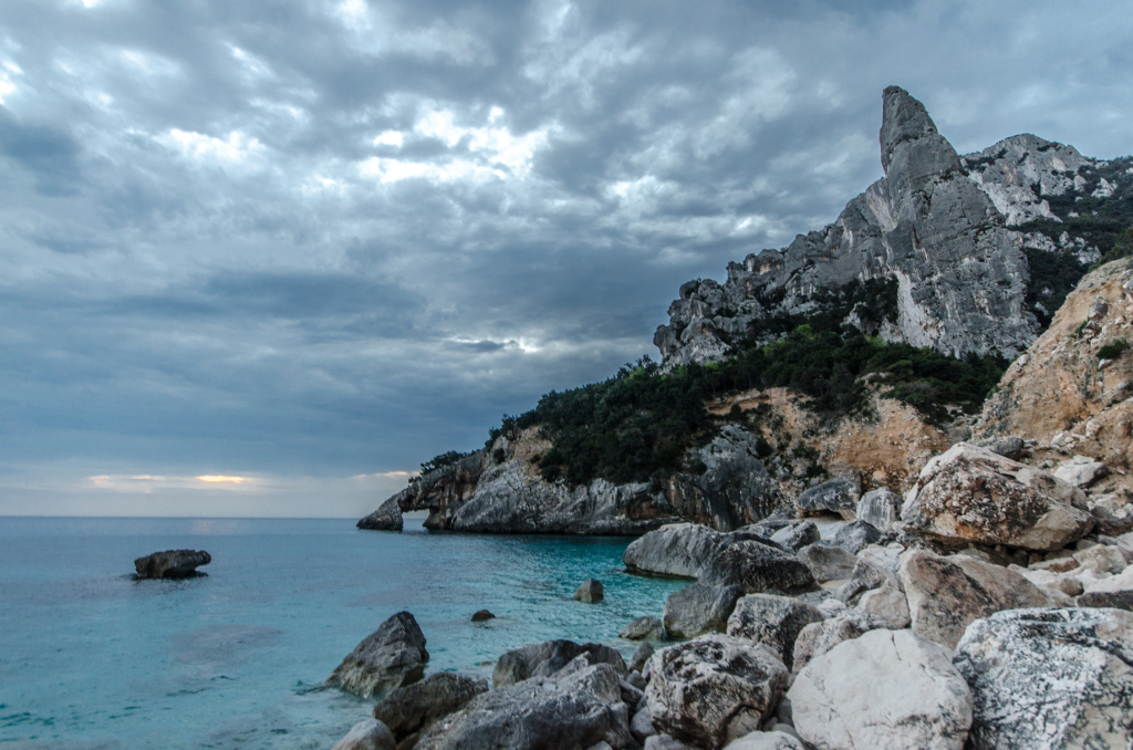 Cala Goloritzè, Italy
