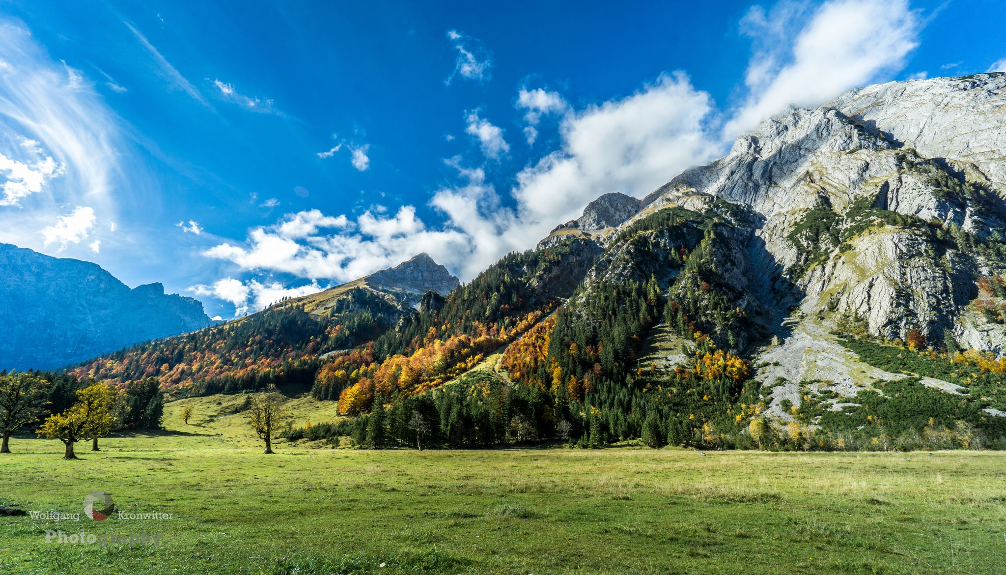 Eng, Ahornboden, Austria