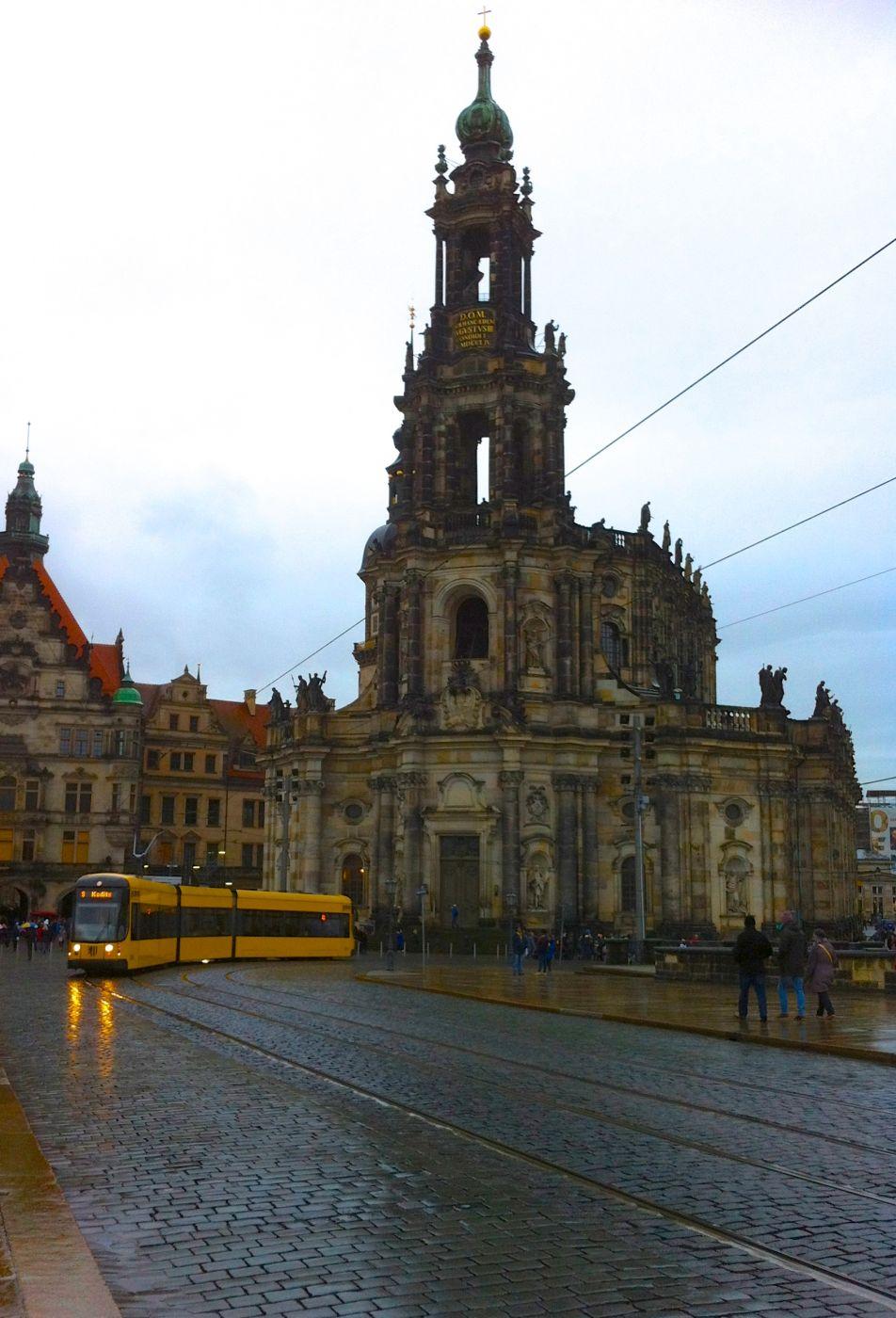 Hofkirche Dresden, Germany