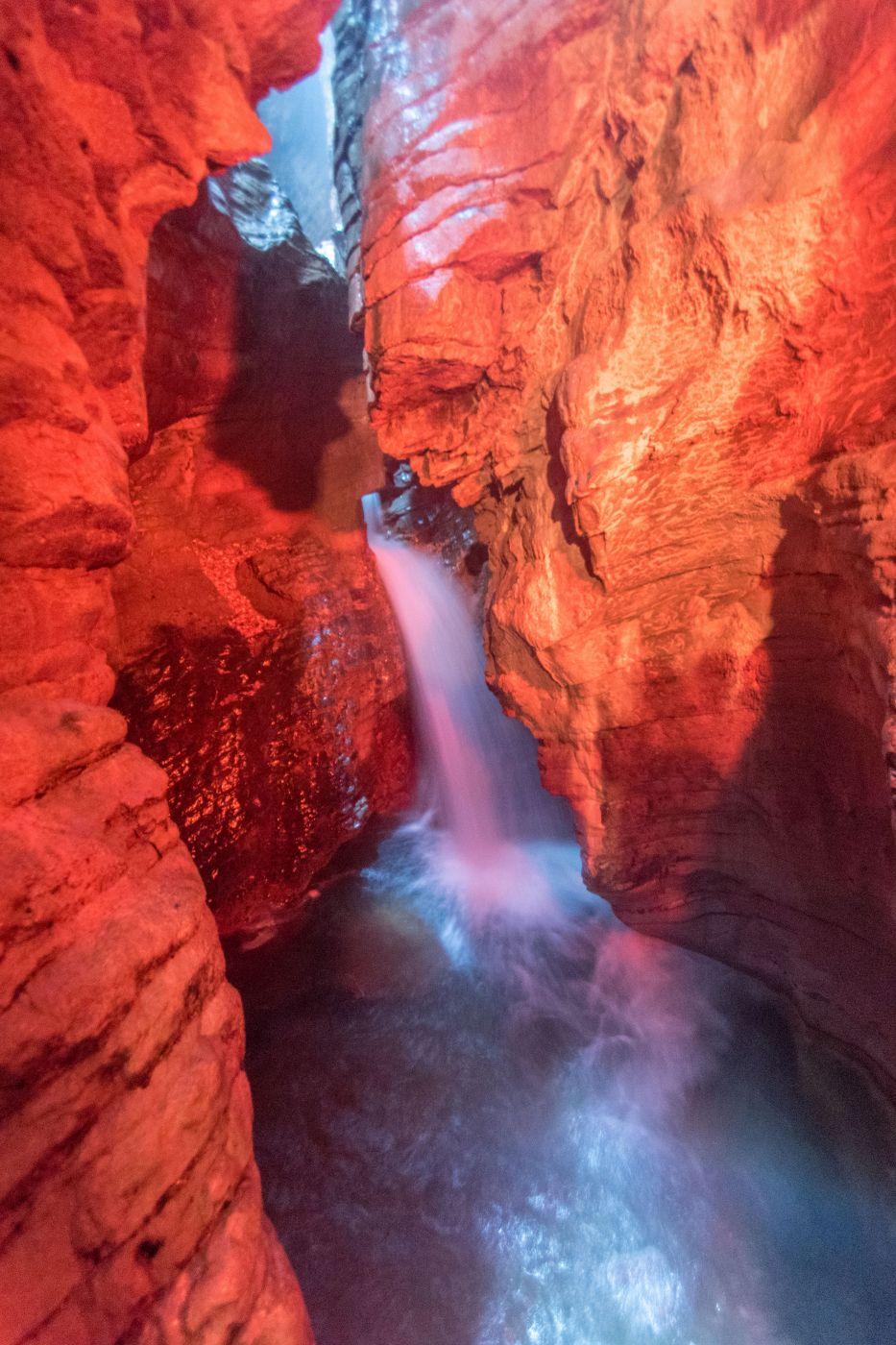 Grotte @ Riva del Garda, Italy