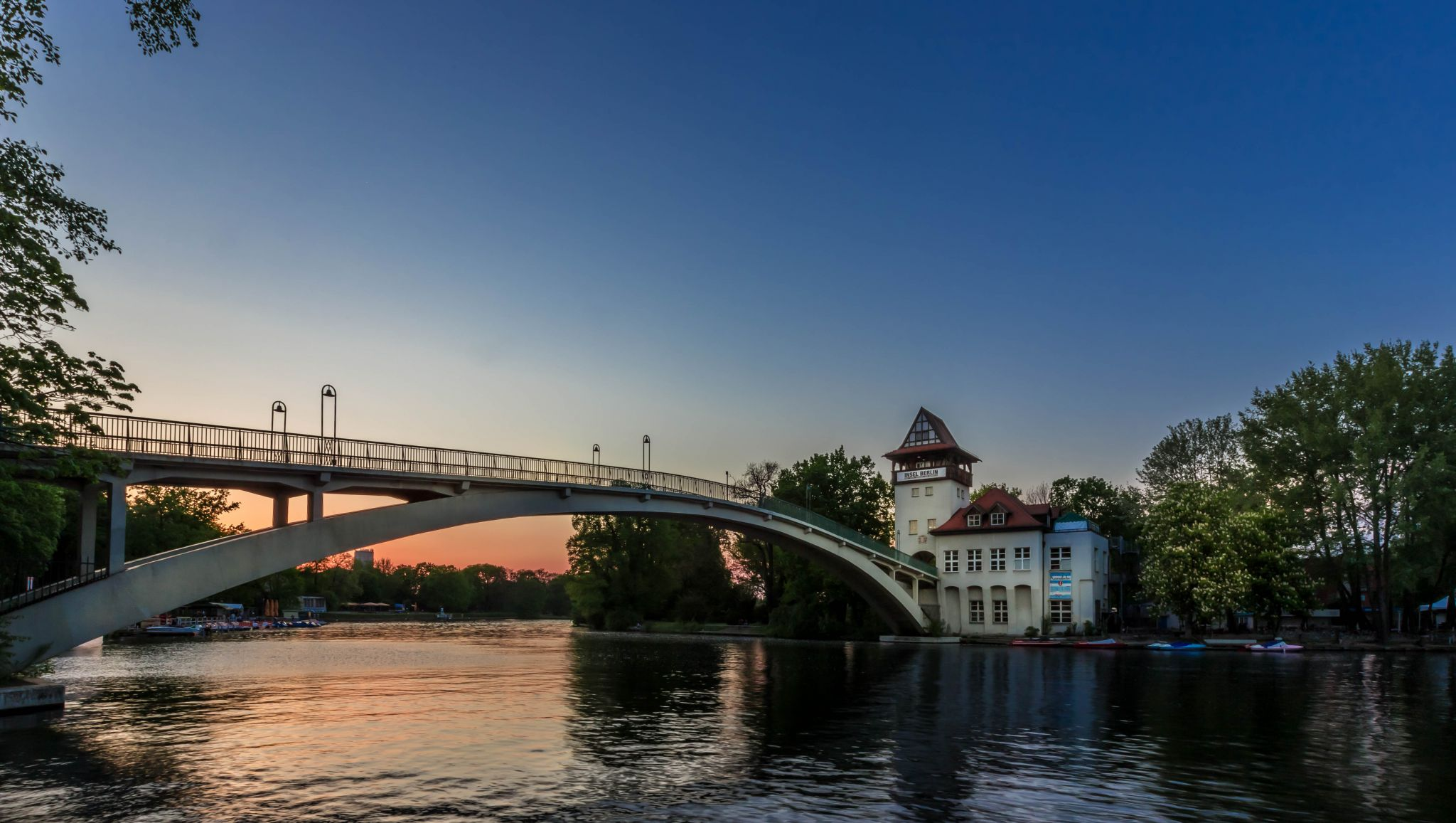 Insel der Jugend (Island of Youth), Berlin, Germany