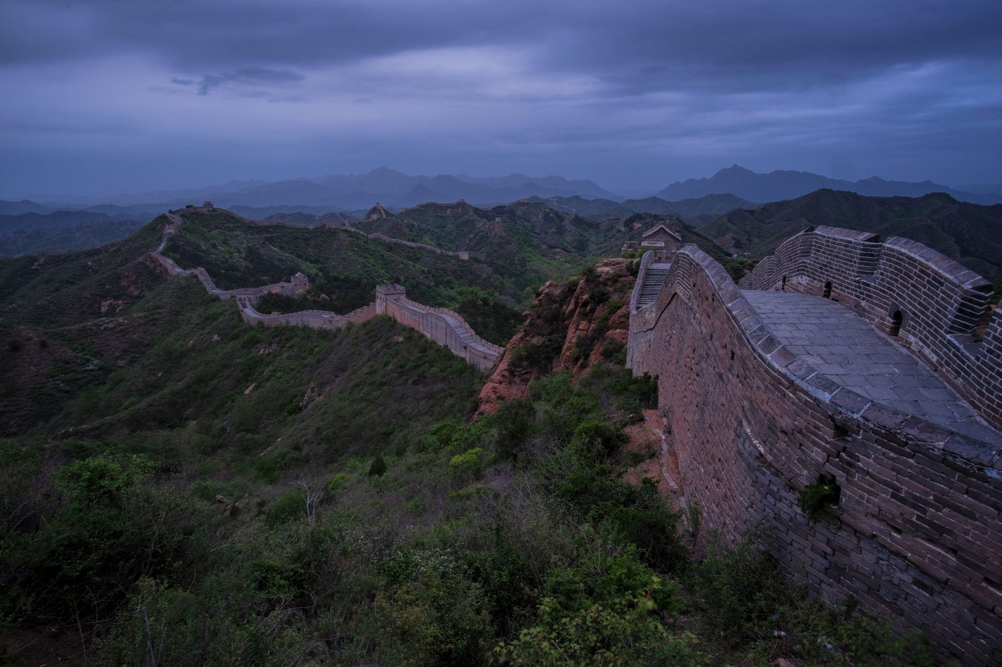 Jinshanling, China