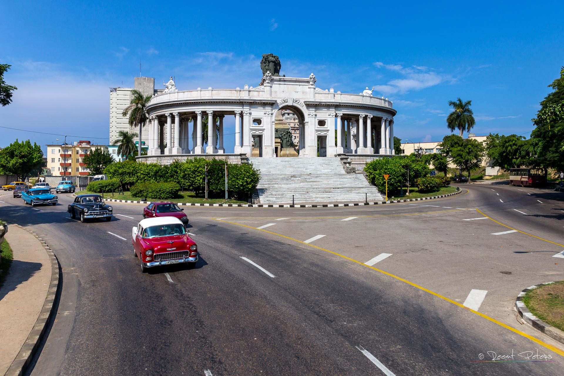 Monumento a José Miguel Gómez, Cuba