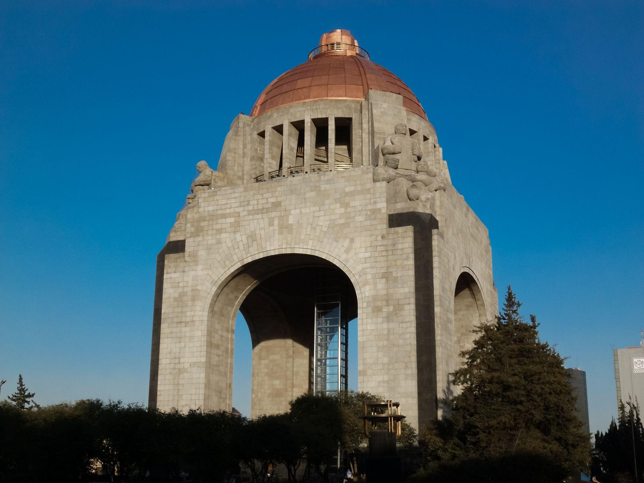 Monumento a la Revolucion, Mexico City, Mexico