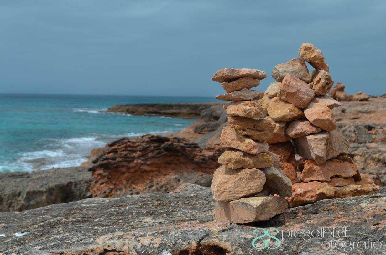 Salzküste Mallorca, Spain