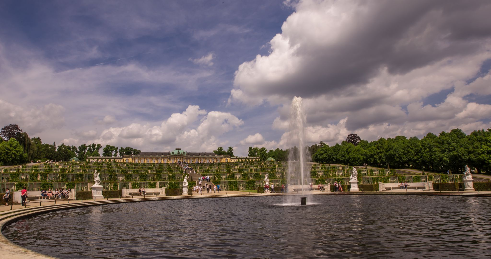 Sanssouci, Germany