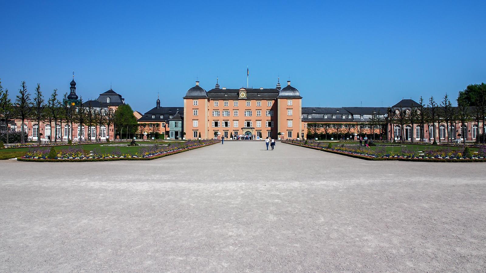 Schloss Schwetzingen, Germany