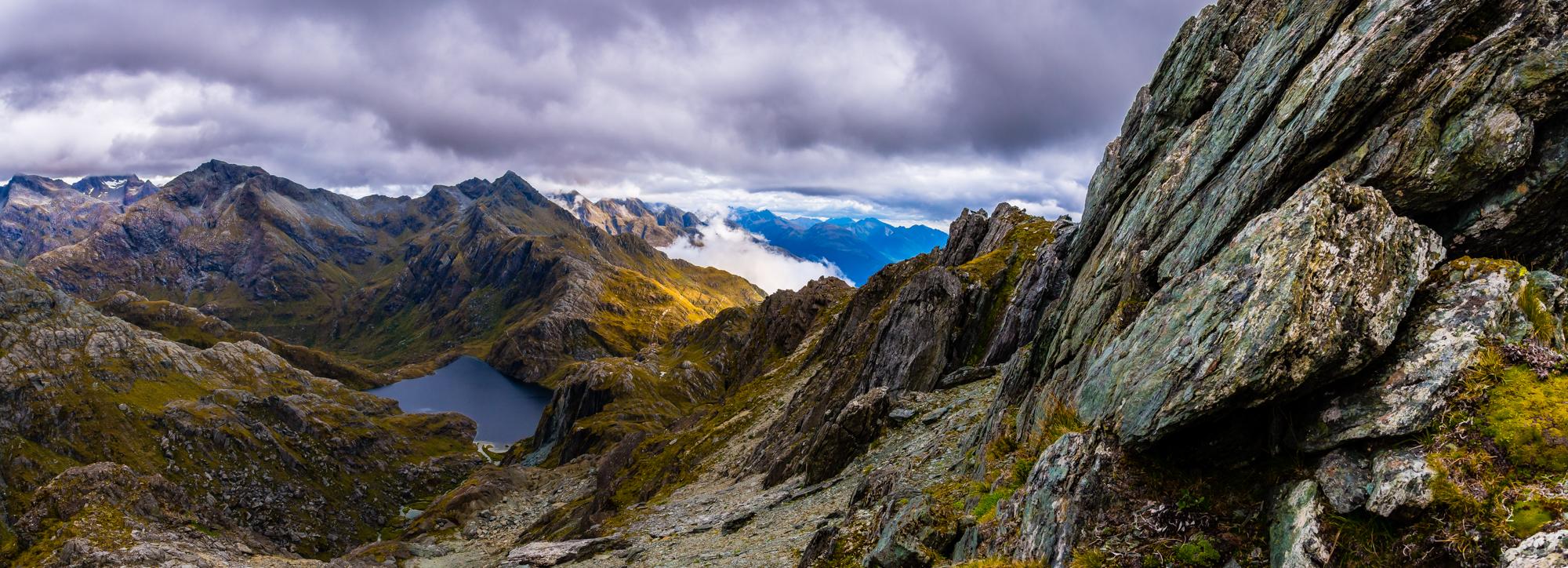 Serpentine Range,New Zealand, New Zealand