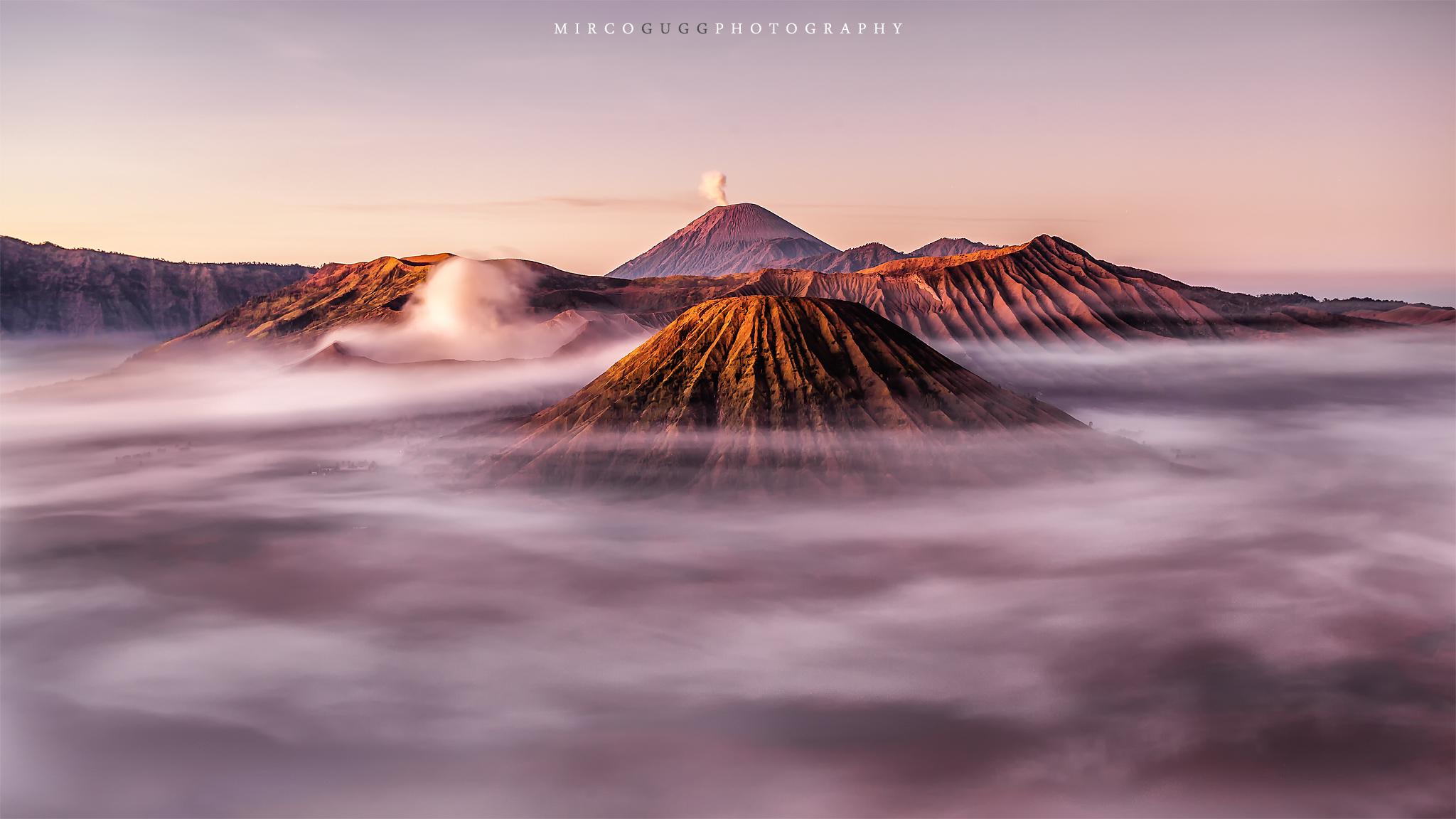 Bromo-Tengger-Semeru National Park, Indonesia