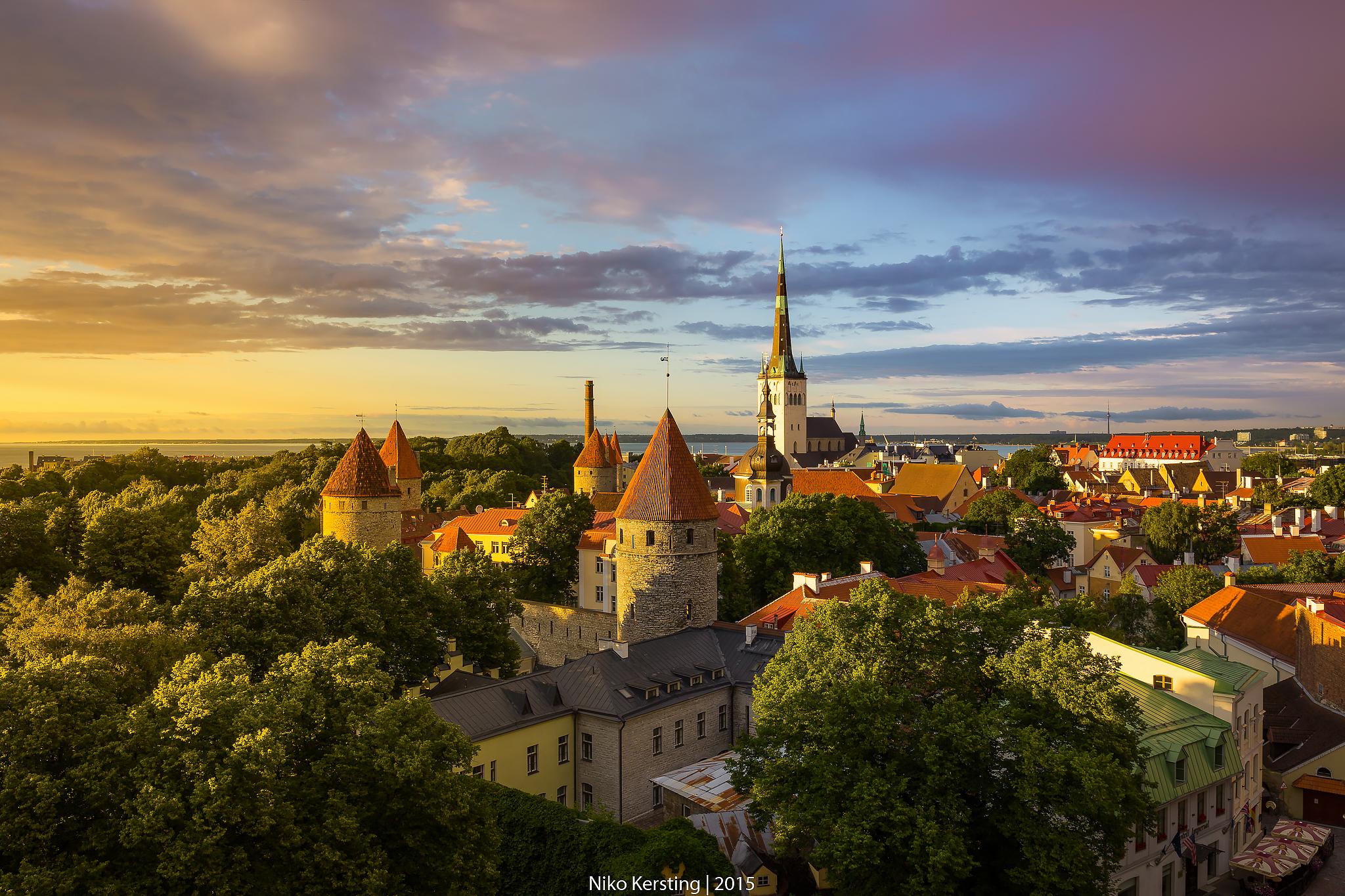 Toompea, Estonia