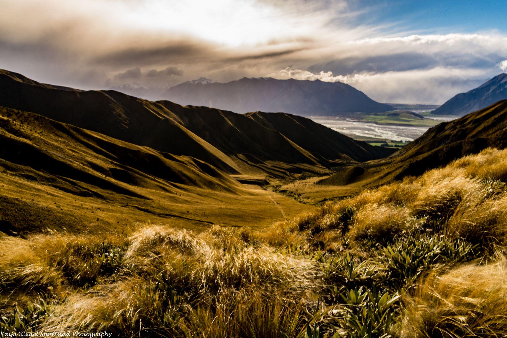 Turton Saddle, New Zealand, New Zealand
