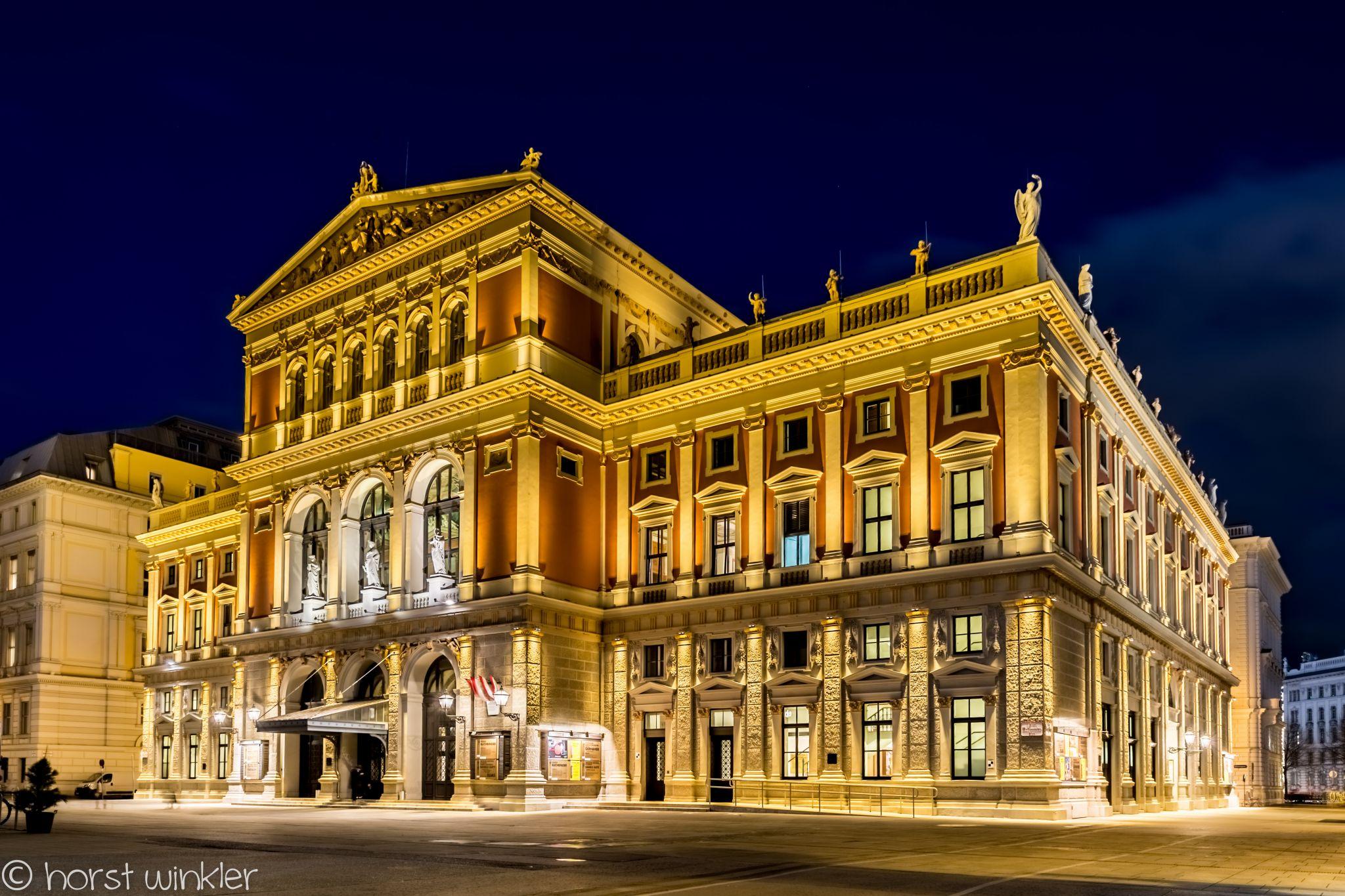 Vienna Musikverein, Austria
