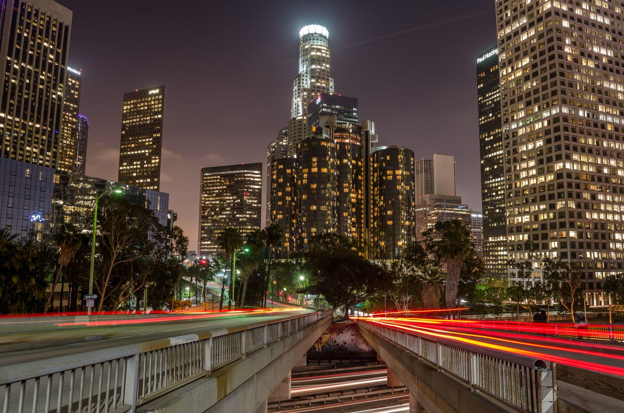 4th Street, Los Angeles, USA