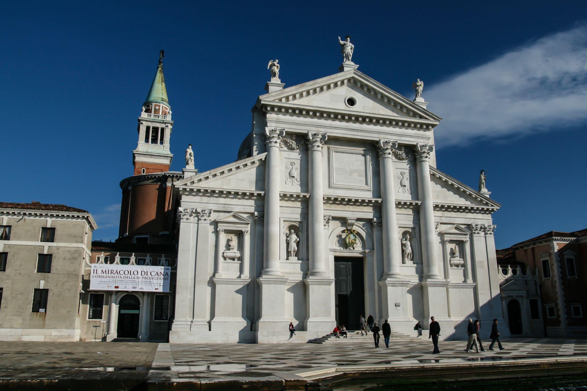 Chiesa di San Giorgio Maggiore, Italy