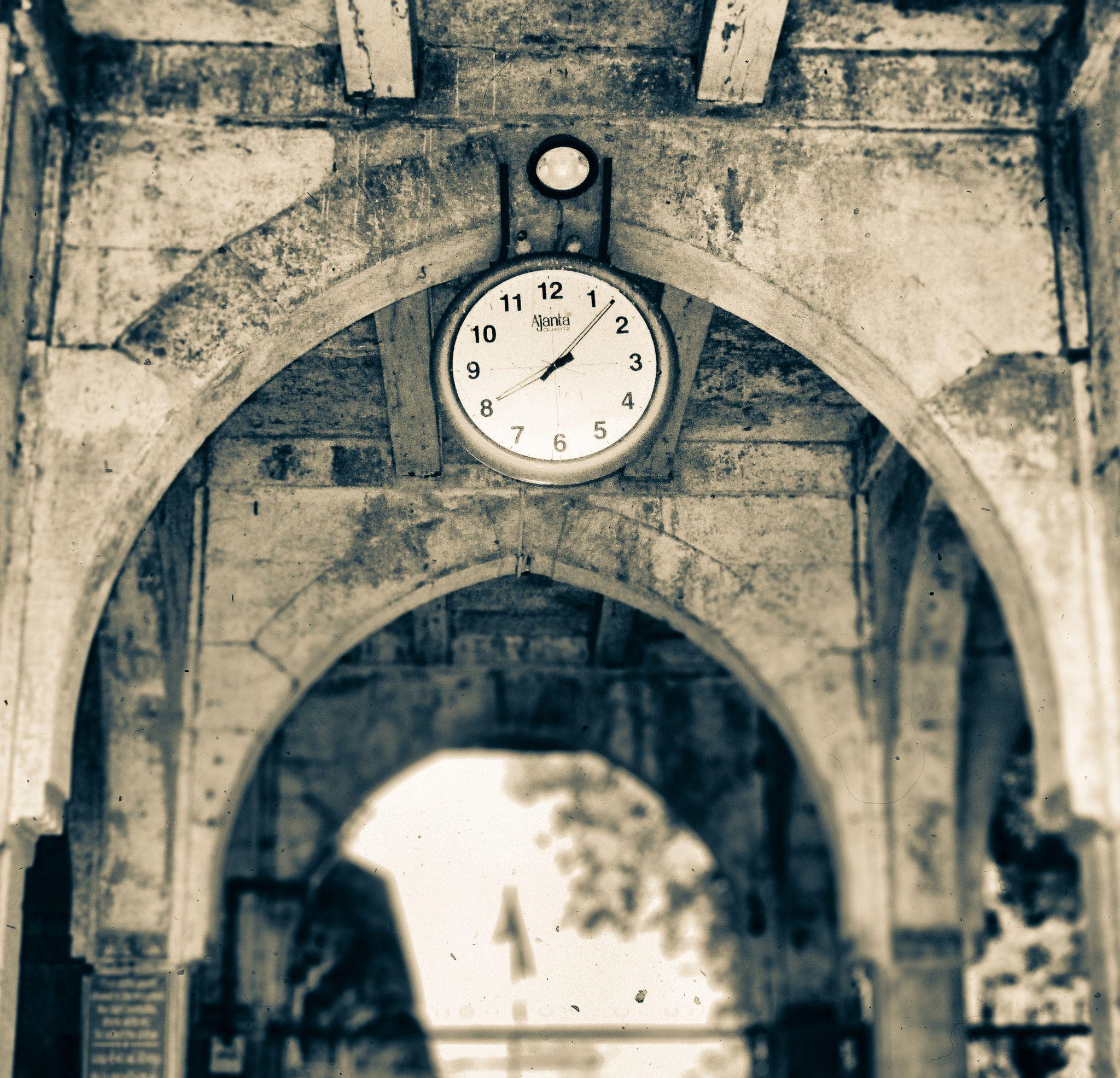 Clock, India
