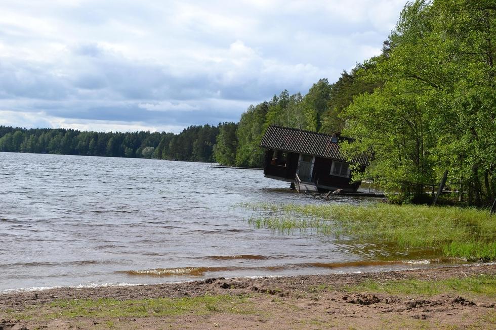Drunken Sauna, Finland