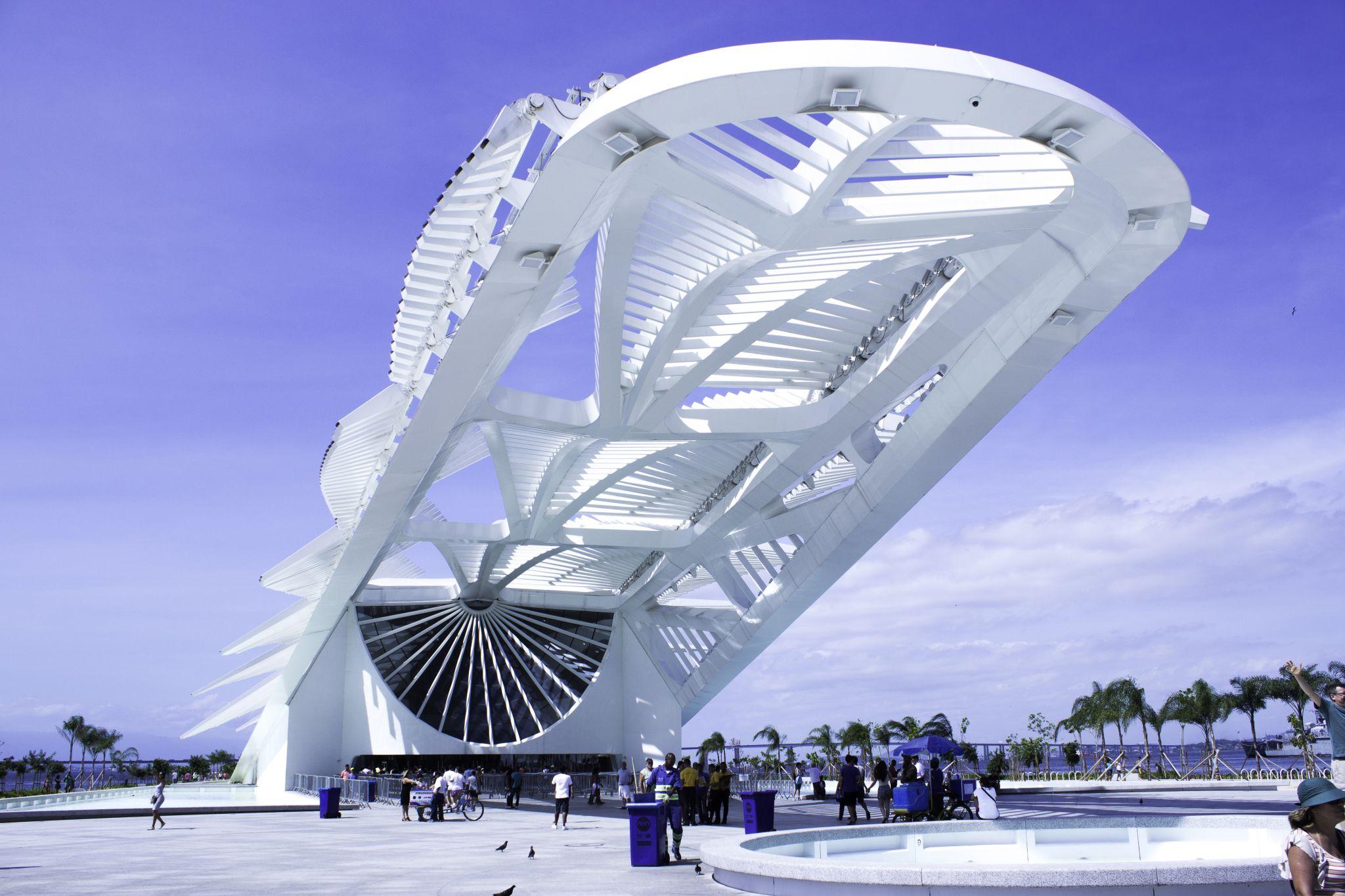Museu do Amanhã, Brazil