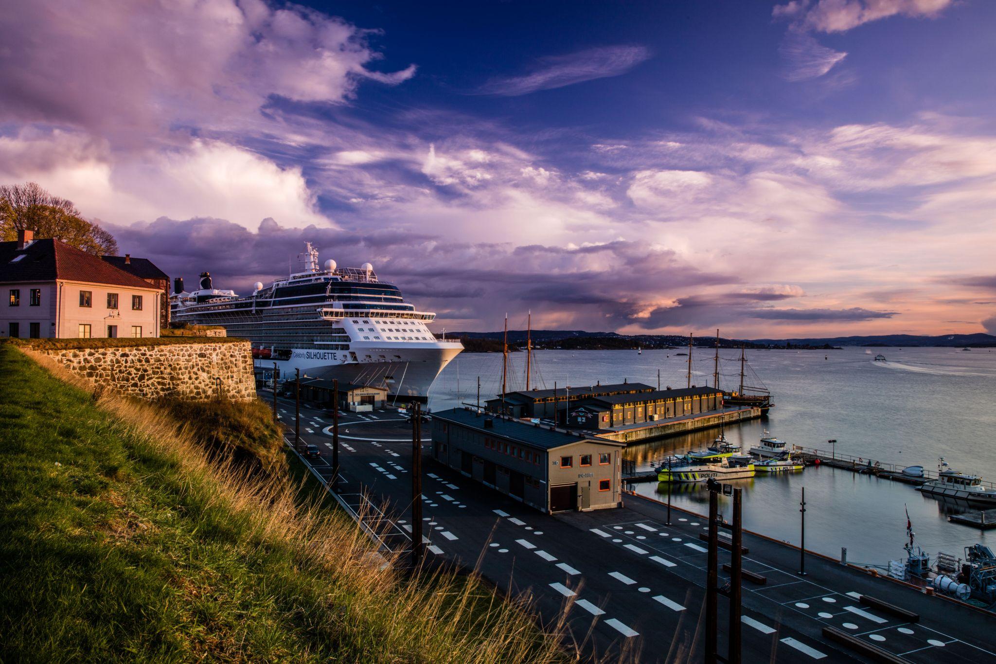 oslo sea view, Norway