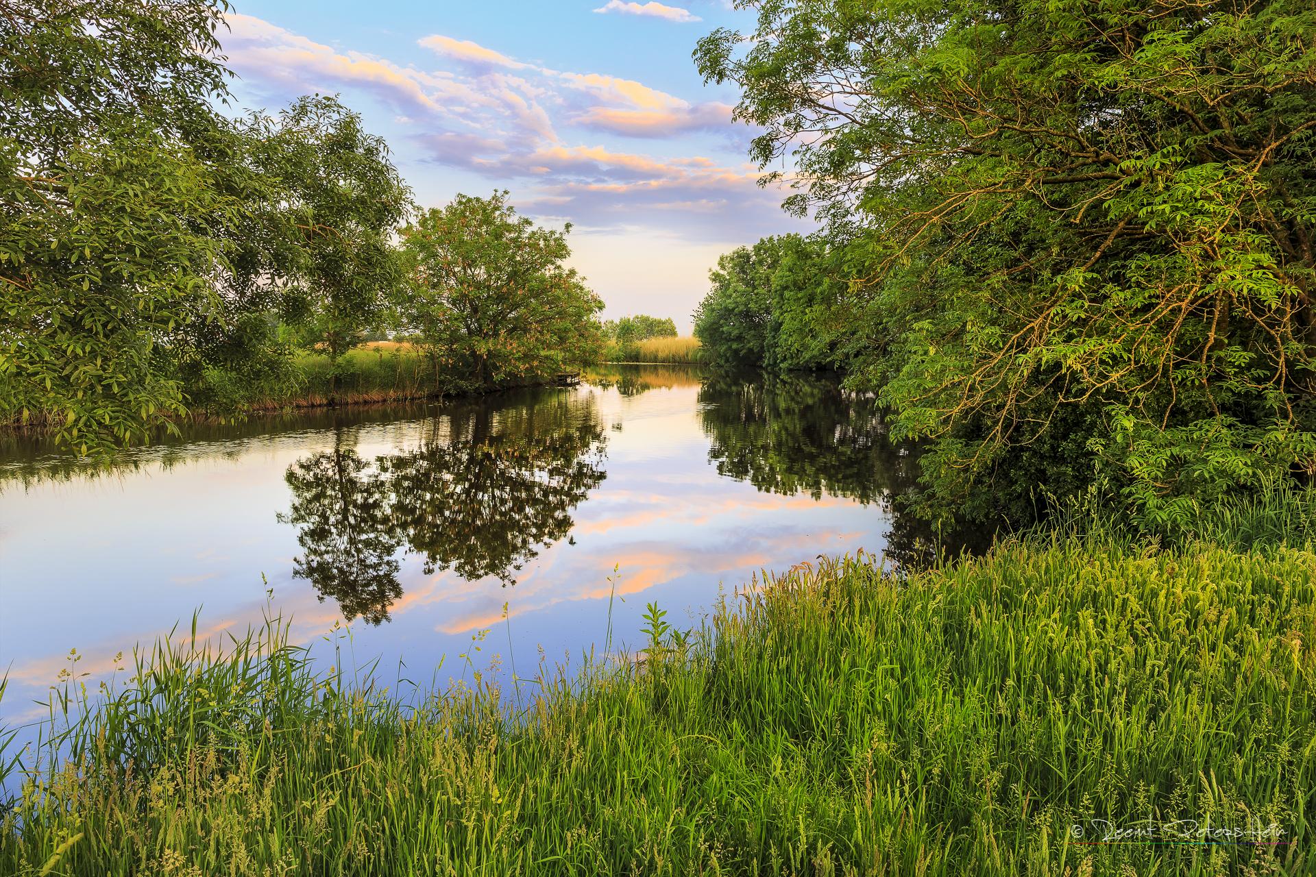 River Harle, Germany