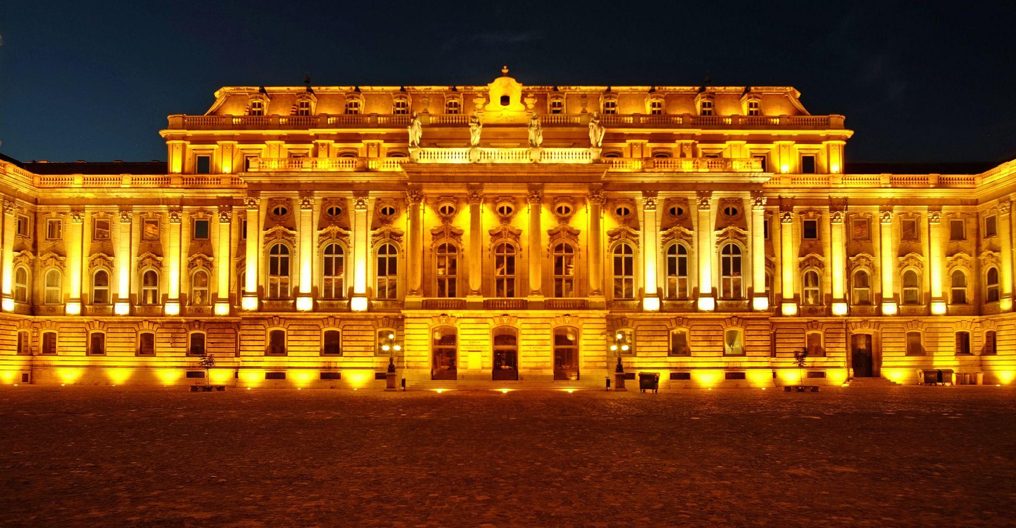 Royal Palace Budapest, Hungary