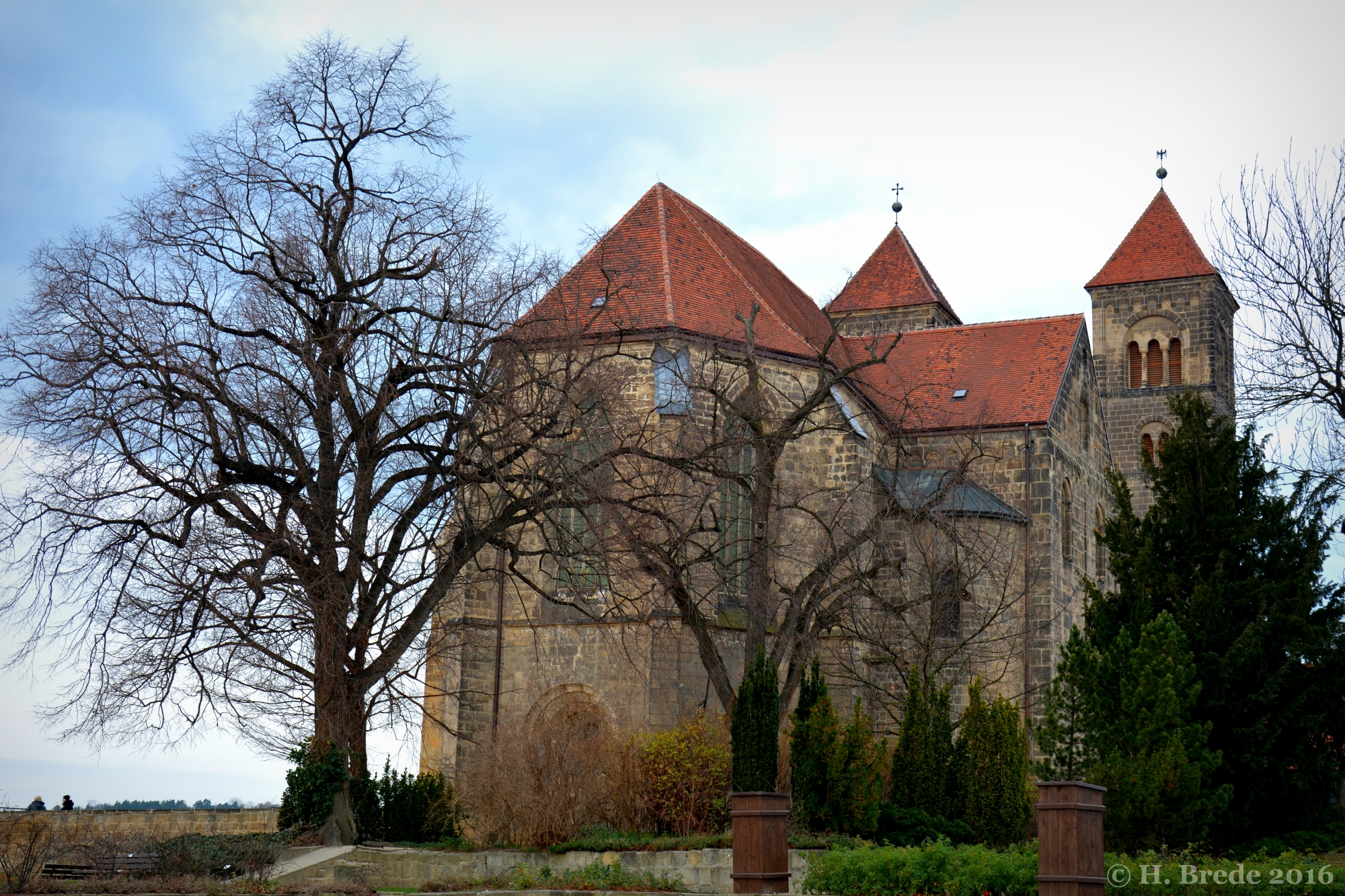 Stift Quedlingburg, Germany