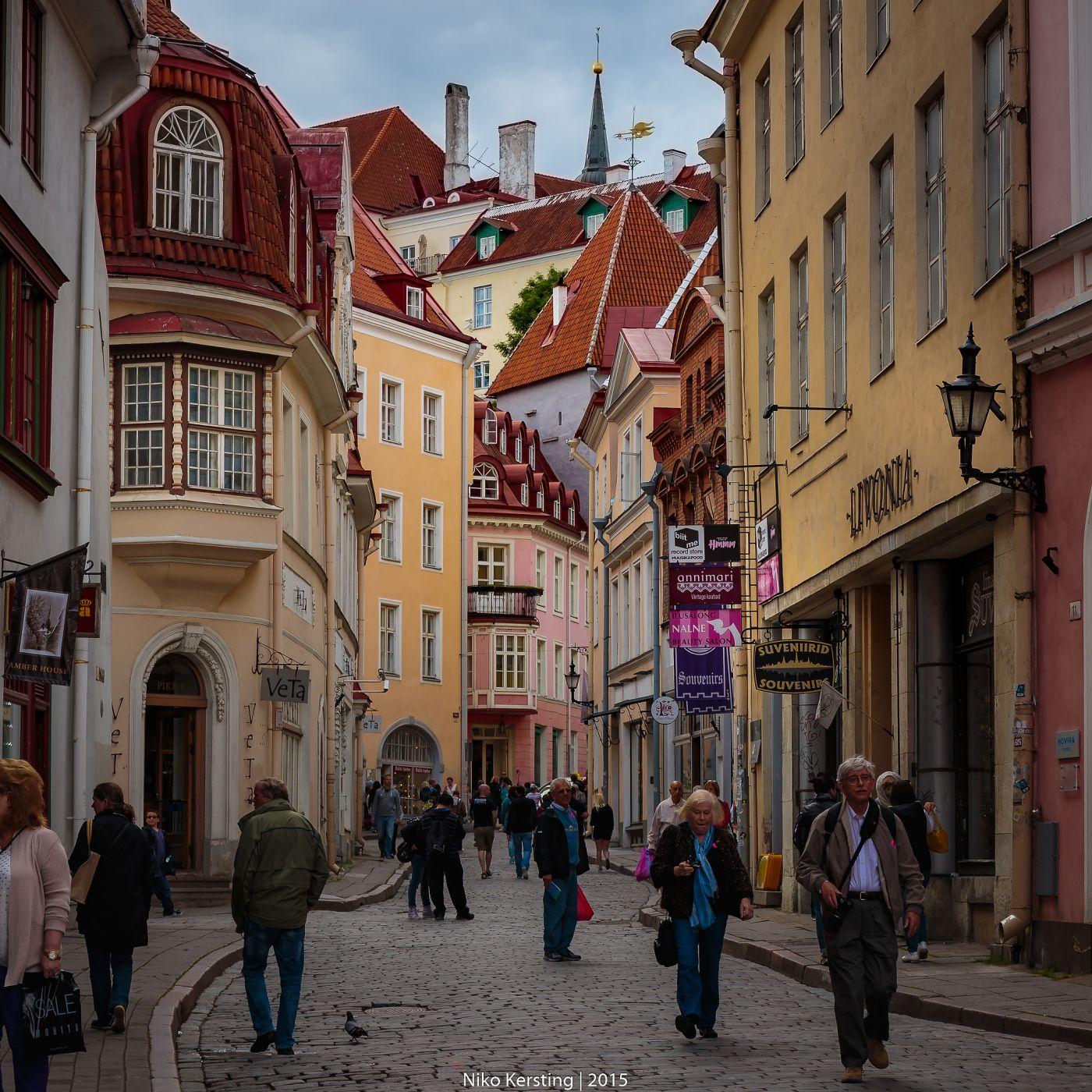 Tallinn Street Life, Estonia