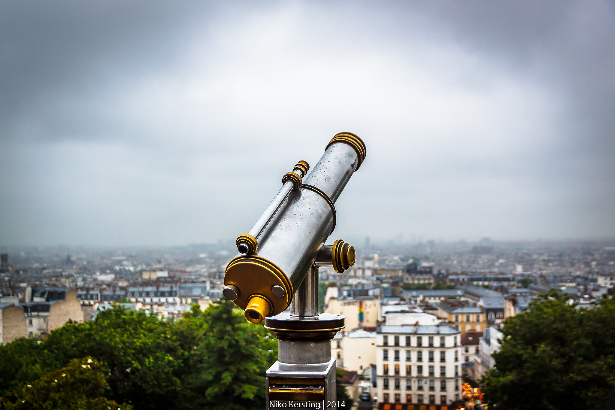 Télescope, France