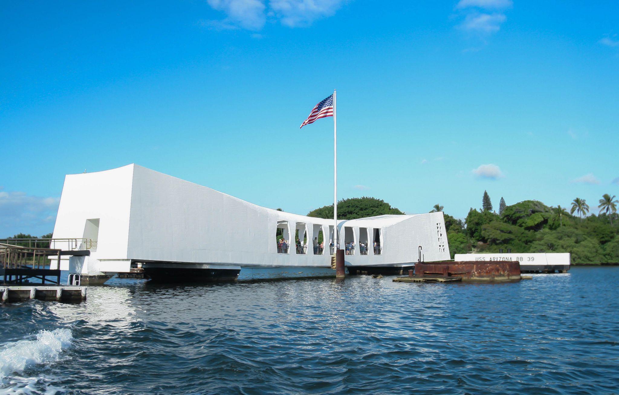 USS Arizona Memorial, USA