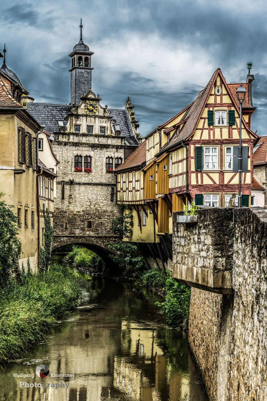 walking truh the middle age, Germany
