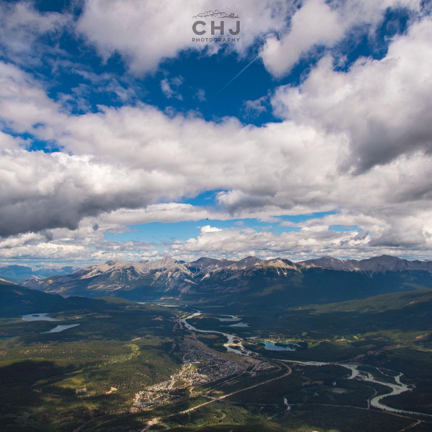Whistler's Peak - Jasper Sky Tram, Canada