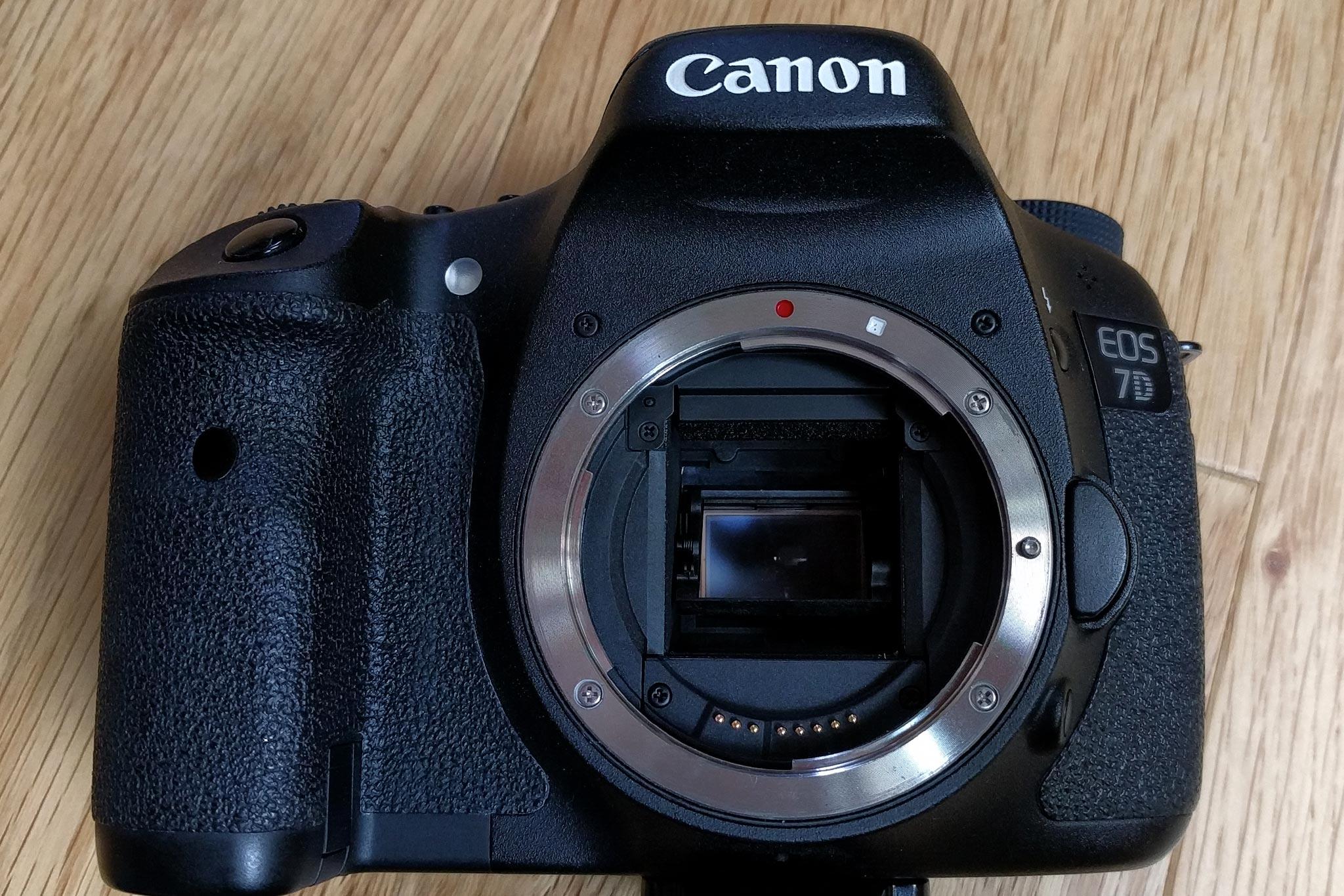 Inside a camera at 10.000 fps