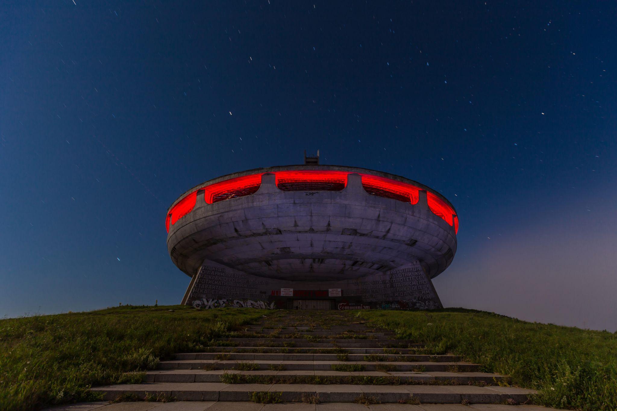 Buzludzha, Bulgaria