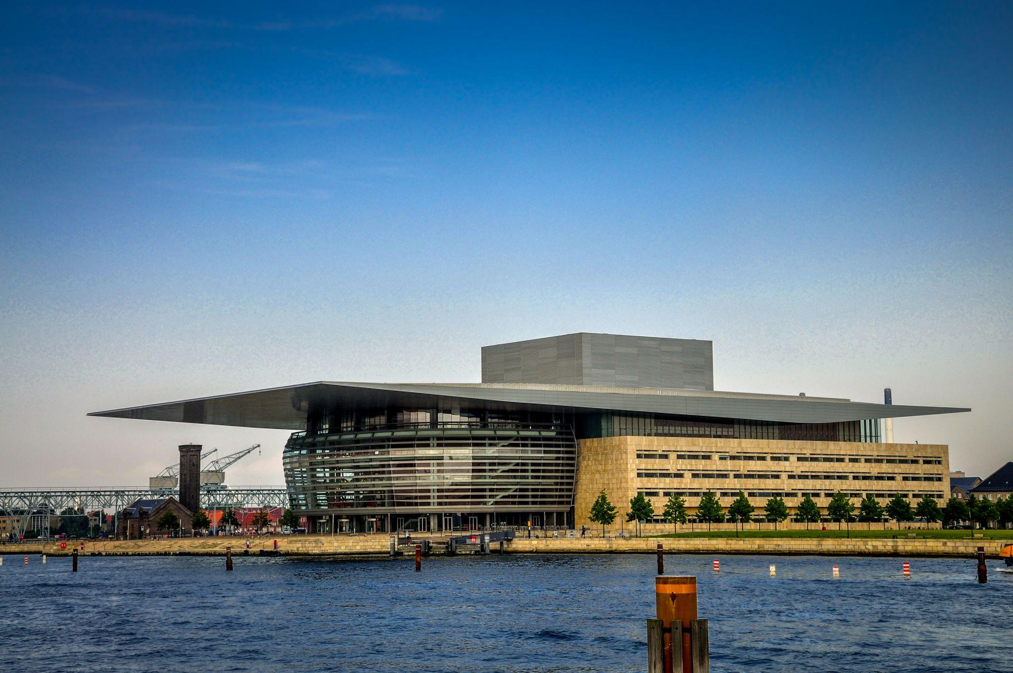 Copenhagen's Opera House, Denmark