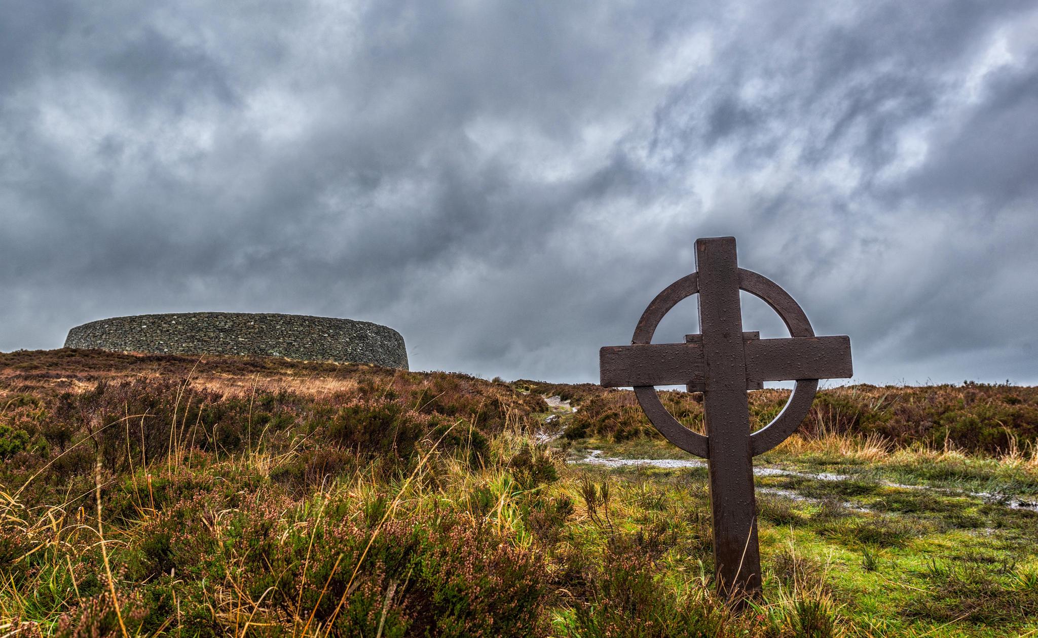 Grianan of Aileach, Ireland
