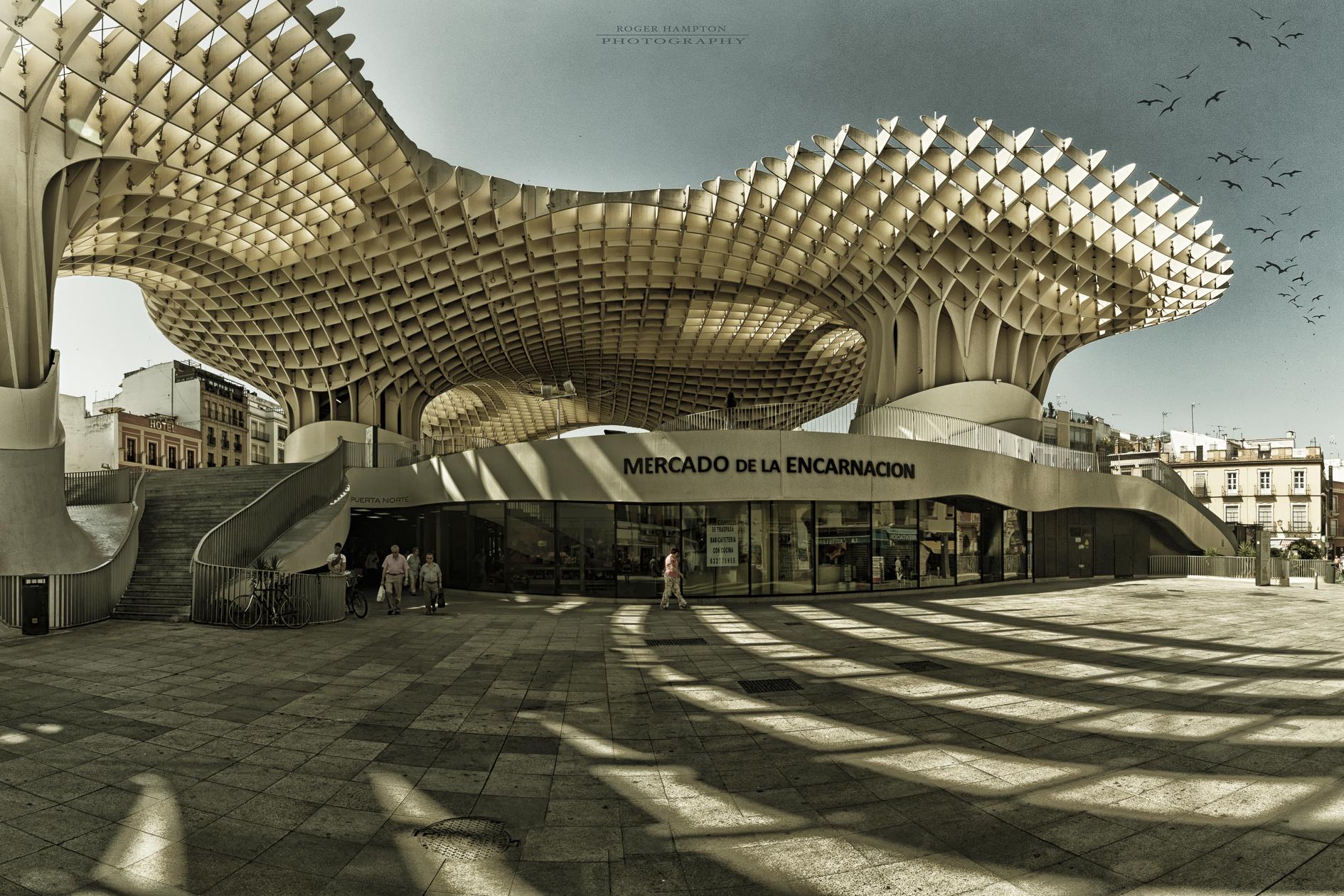 Mercado de la Encarnacion, Spain