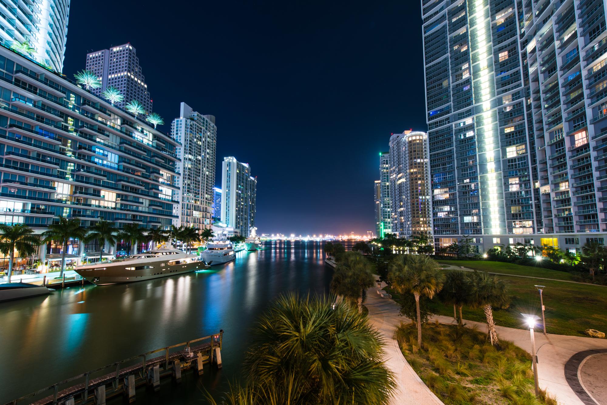 Miami River, USA