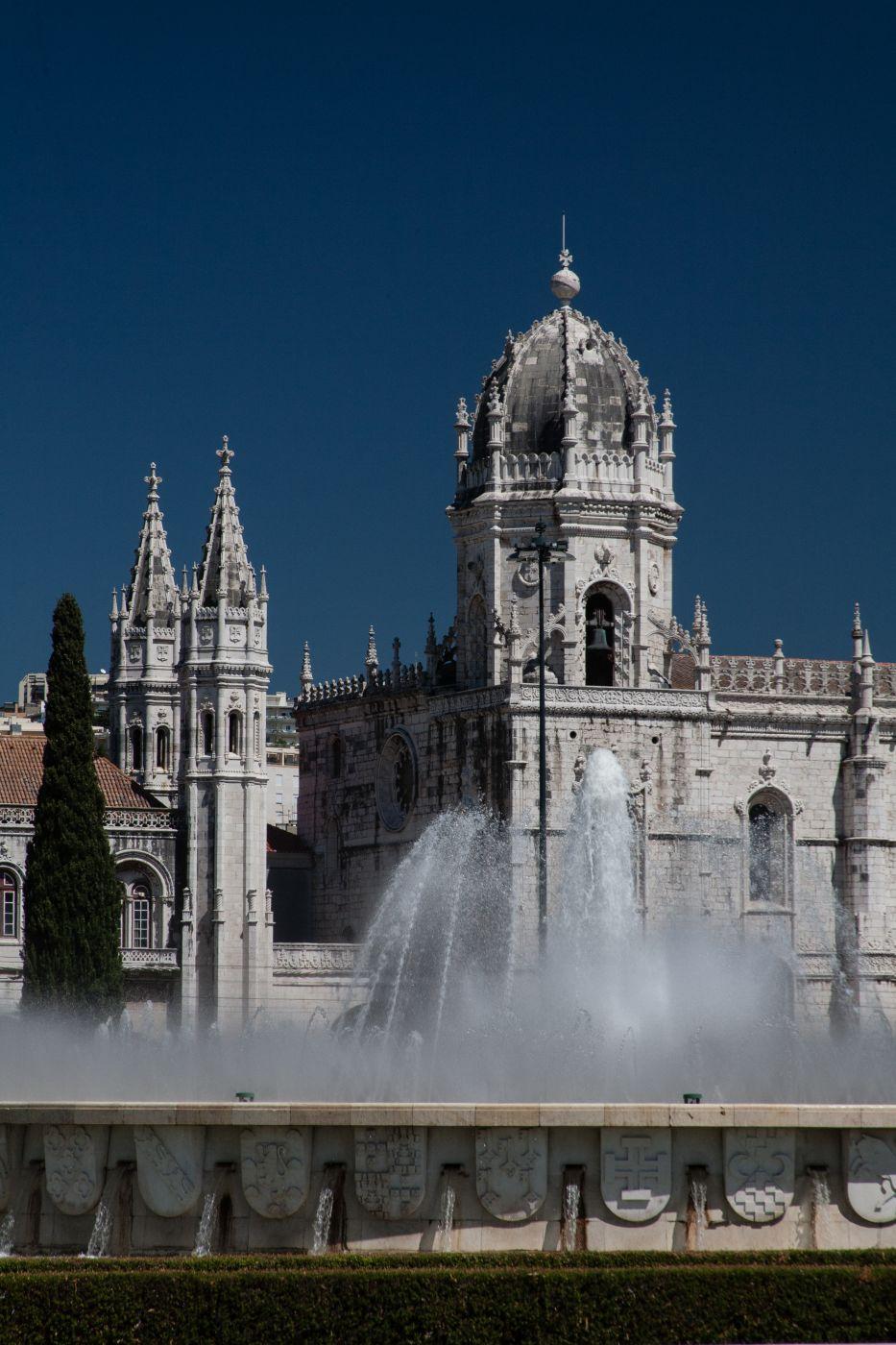 Mosteiro dos Jerónimos, Portugal