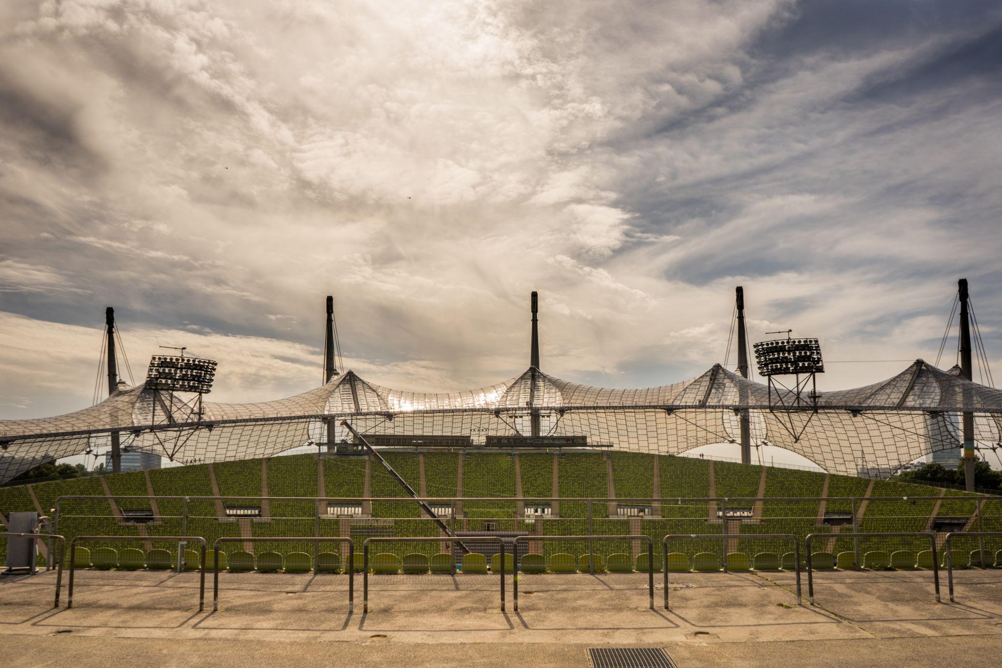 Munich Olympic Stadium, Bavaria, Germany