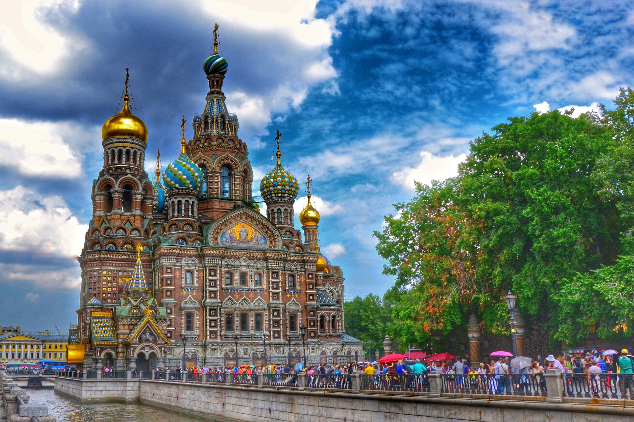 Saviour of the spilled blood, Russian Federation