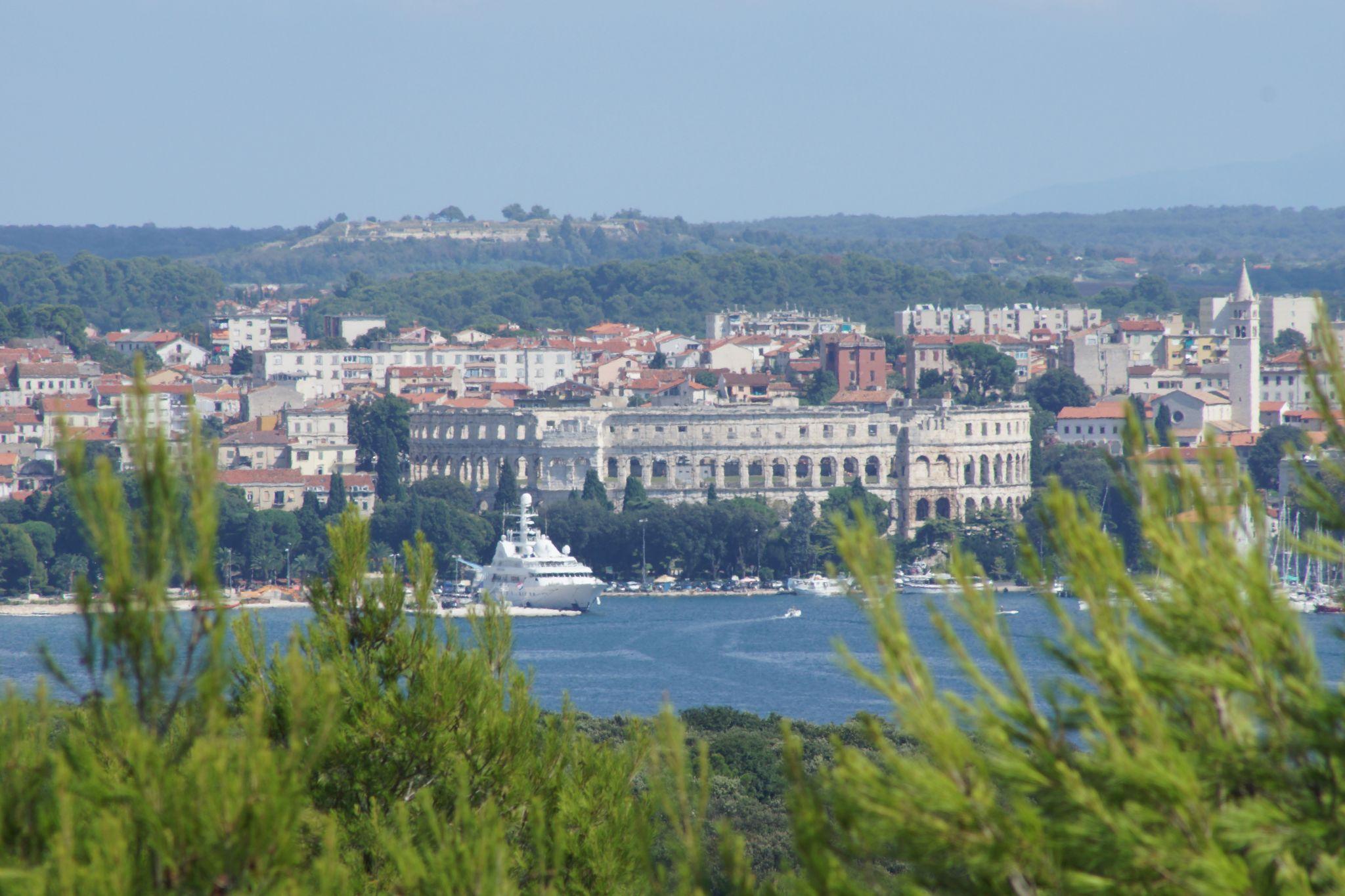 Tvrđava Grosso, Croatia