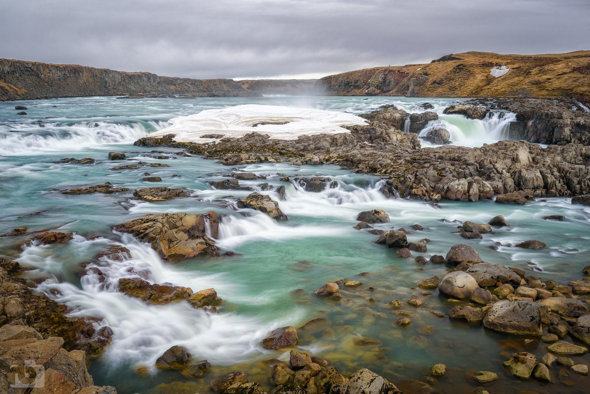 Urridafoss, Iceland