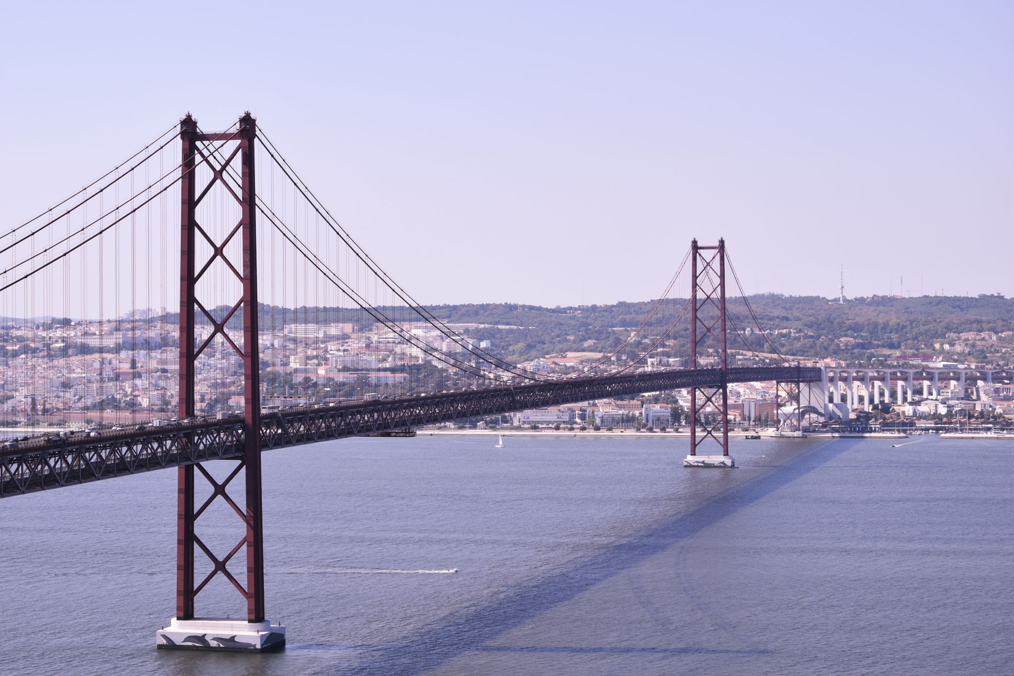 '25 de Abril' Bridge, Portugal