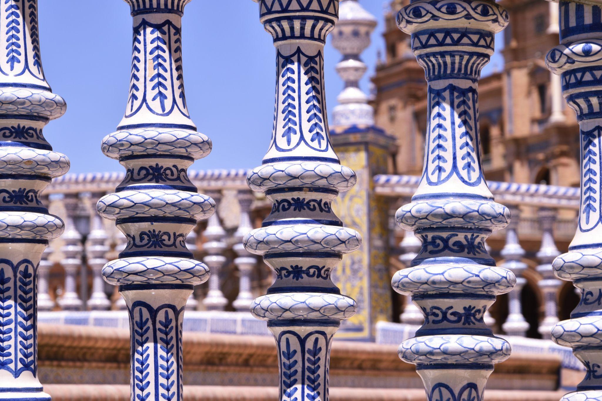 Azulejos Sevillanos, Spain