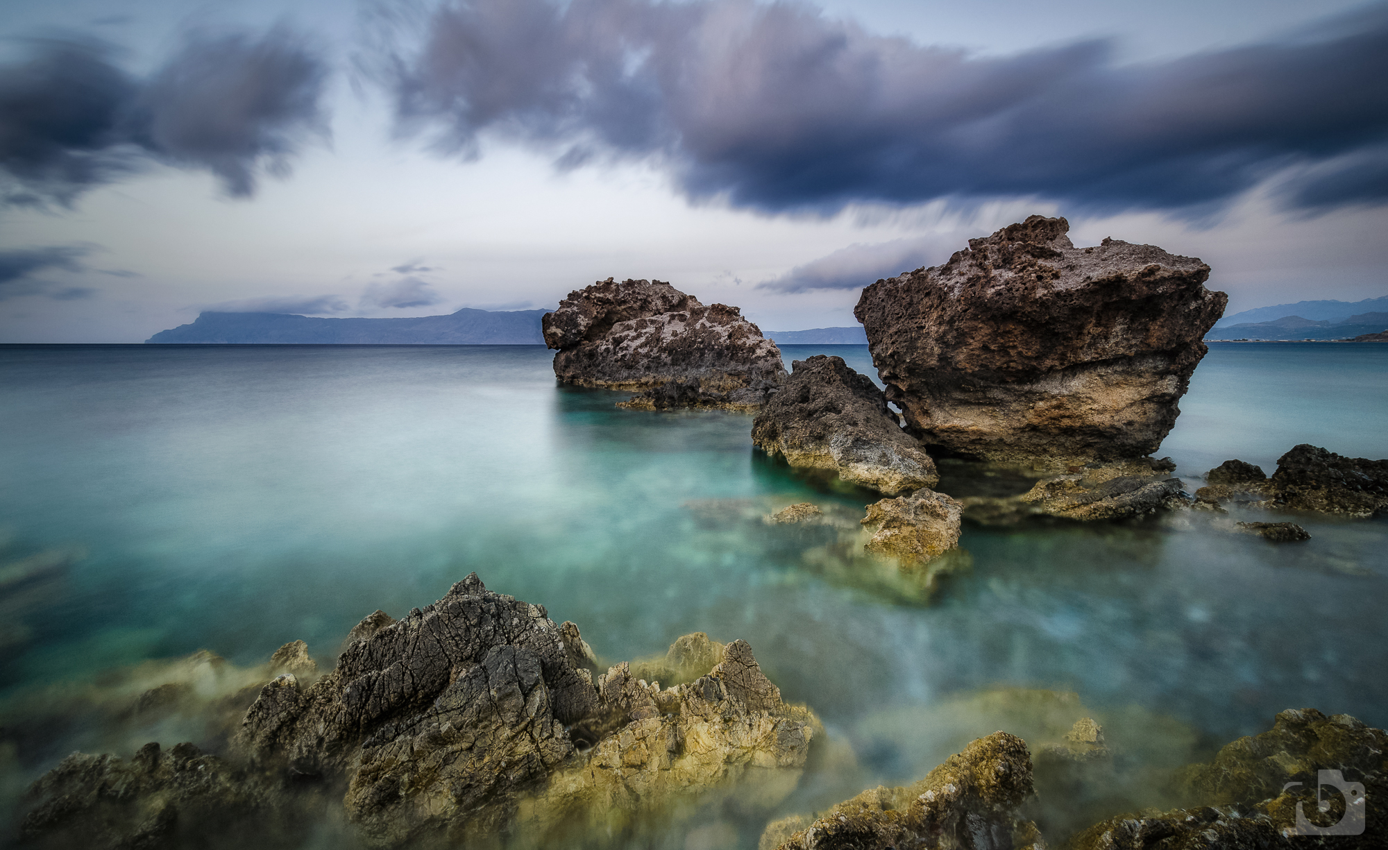 Bay of Kissamos, Greece