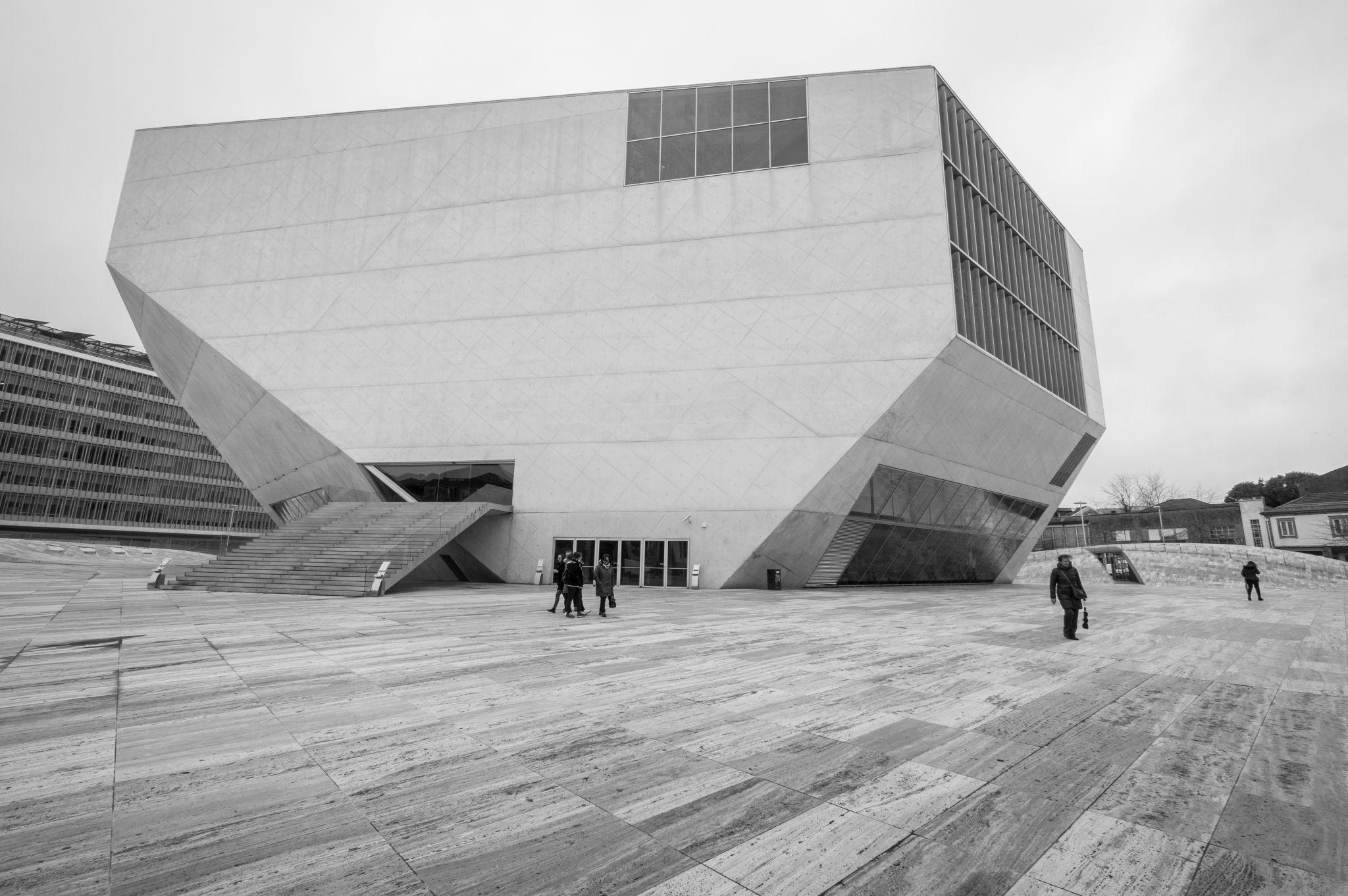 Casa da Música, Portugal