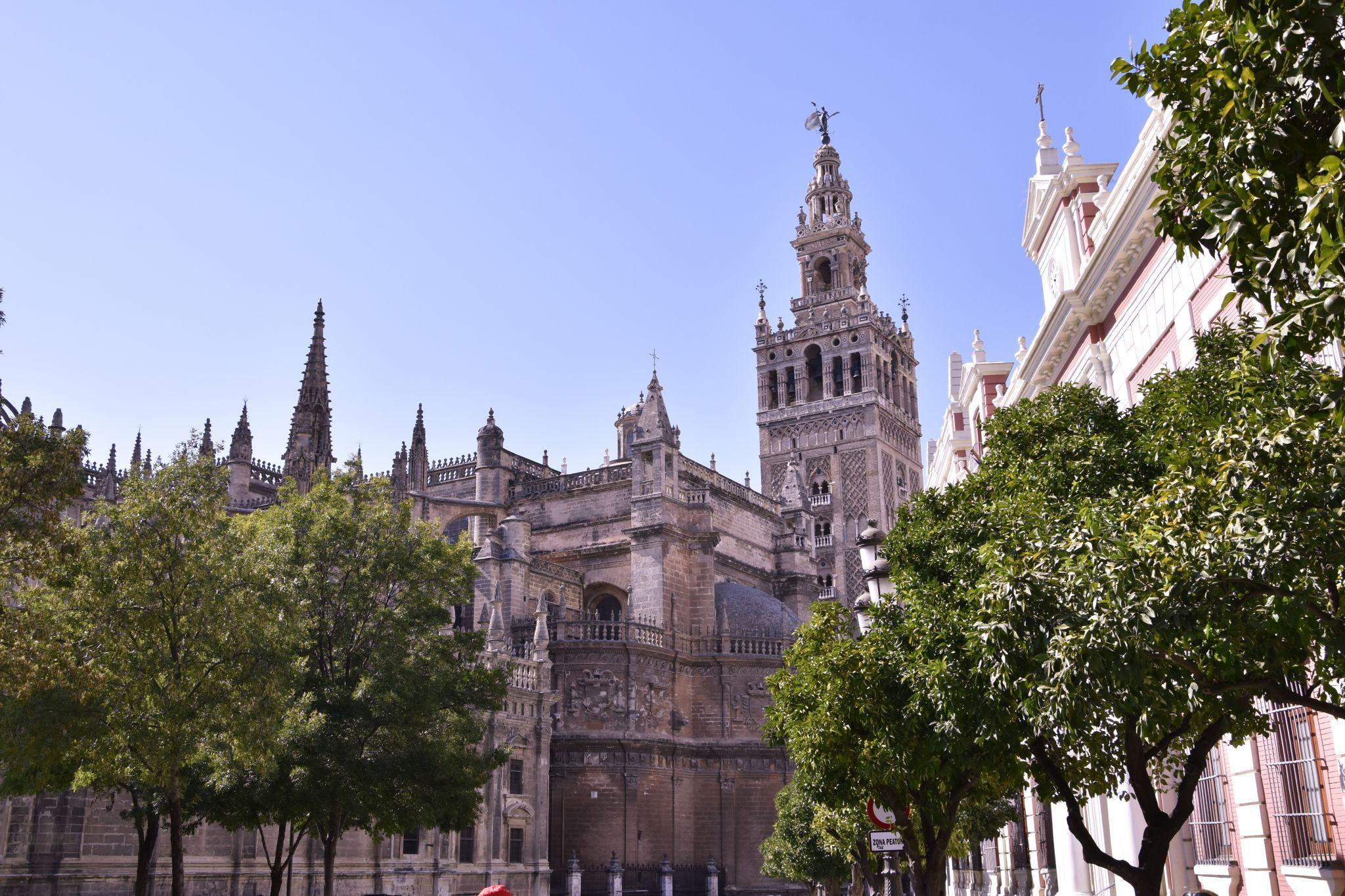Catedral de Sevilla, Spain