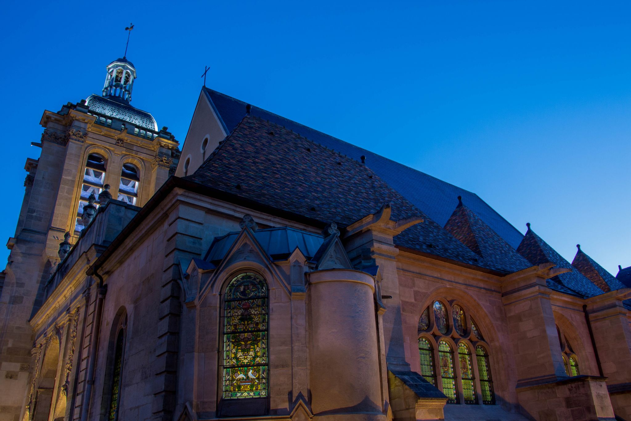 Eglise notre dame, France