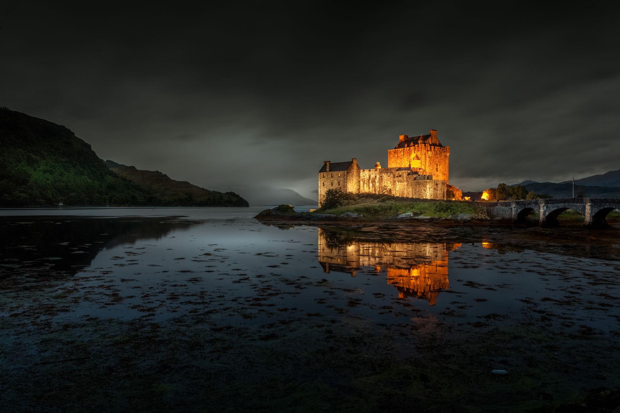 Eilean Donan Castle, United Kingdom